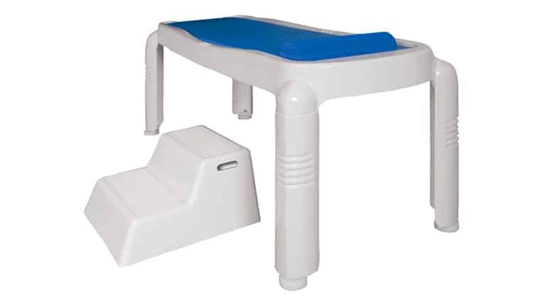 Table de massages sous eau premium pas cher